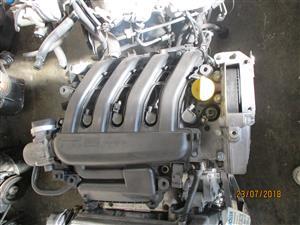 Renault 1.6 16V K4M Engine for sale