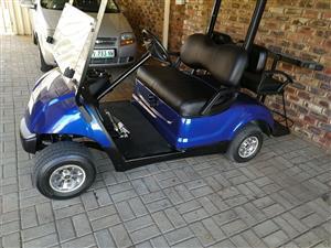 Yamaha YDRA 4 seater Golf Cart