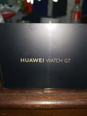 Brand new sealed Huawei GT Watch Stainless steel