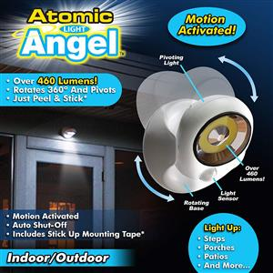 Atomic Angel motion-activated cordless LED light