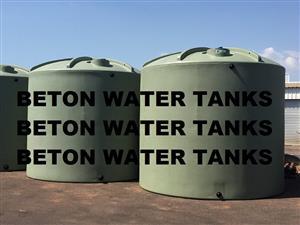 30000 liters Water Tank