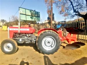 Great Tractor Combo