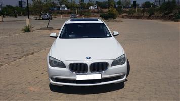 2011 BMW 7 Series 730d M Sport