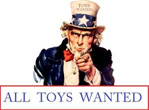 Wanted All Old Toys Be it Antique, Vintage or Modern Day
