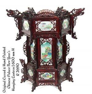 Original Chinese lantern