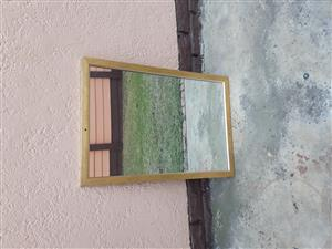 mirror in frame