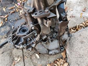Fiat uno turbo gear box