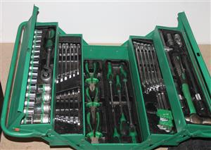 Complete microtec toolbox S031333A #Rosettenvillepawnshop