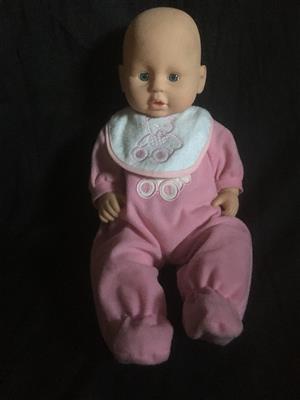 Newborn girl baby doll for sale  Paulpietersburg