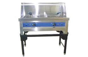 NEW Spaza Fryer 12L x 2/ Gas