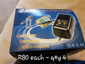 Omni charger for sale