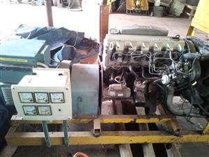 25KVA single and 3Phase generator for sale.