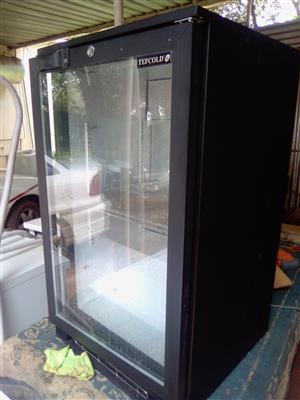Tefcold bar fridge