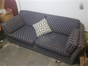Garage couch