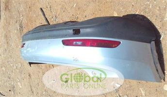 2011 Audi q3 rear bumper