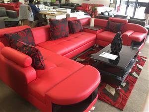 Miami Corner Lounge Suite