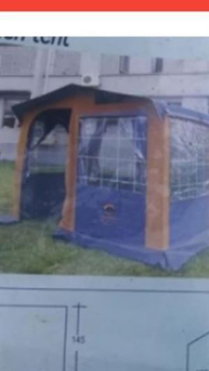 Kichen tent