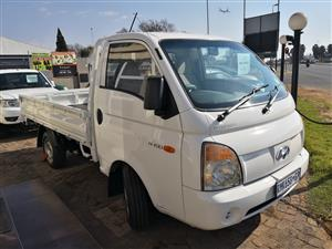 2004 Hyundai H-100 Bakkie 2.6D chassis cab