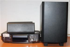 Denon Home theater system S031196A #Rosettenvillepawnshop