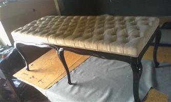 Customised Diamond Headboard and Blanket box