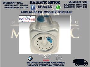 Audi A4 B5 oil cooler for sale