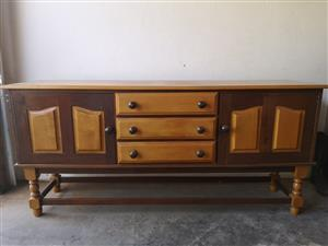 Buffet / sideboard yellowwwod