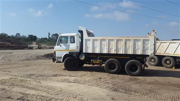 Hino Dolphin 10 Cubic Tipper Truck for sale