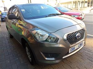 2016 Datsun Go hatch GO 1.2 FLASH