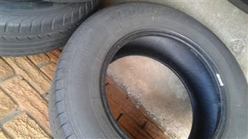 Tyre size 185 70 R14