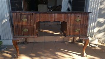 Imbuia dresser for sale.