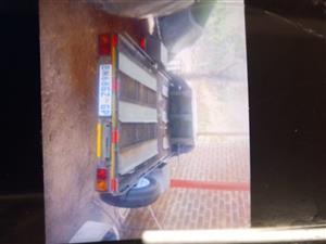Flat Deck Motorbike Trailer Diamond Single Quad
