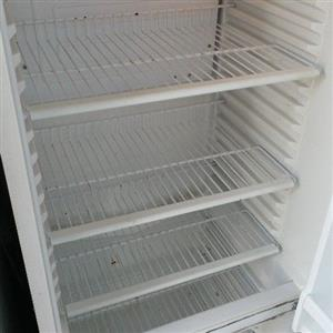 Defy upright fridge 300l