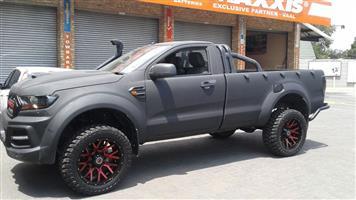 T-MAXX Ford Ranger kits. Raptor kits. Cobra X kits. T-Rex kits