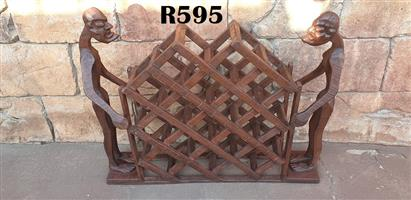 Classique 12 Bottle Wine Rack