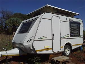 2010 Gypsey Rascal Caravan