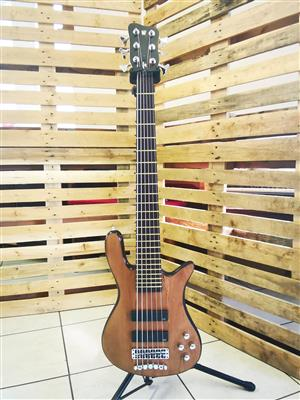 Warwick Pro Series Streamer LX 6 String bass guitar for sale for sale  Parys
