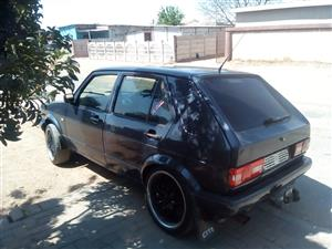 2010 VW Citi Rox 1.4i