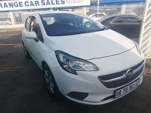 2017 Opel Corsa hatch 5-door CORSA 1.0T ECOFLEX  ENJOY 5Dr (66KW)