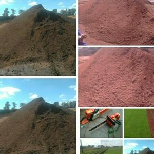 sterilized bulk compost 2m3 delivered R1100