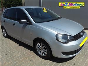2012 VW Polo Vivo sedan 1.6 Trendline