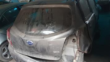 Datsun go tail gate
