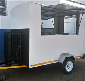 2.5M MOBILE KITCHEN FOR SALE LIMITED EDITION
