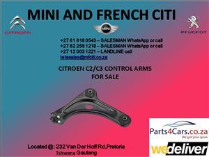 Citroen c2 c3 control arm for sale