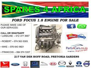 2005 Ford Focus 1.8 5 door Ambiente