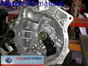 Imported used MAZDA B5 MANUAL gearbox. Complete second hand gearbox