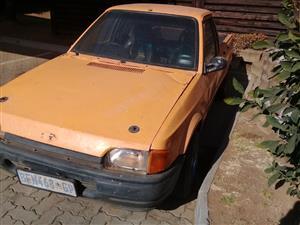 1991 Ford Bantam 1.3i