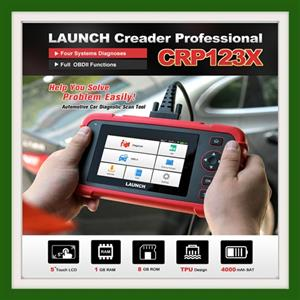 2019 Newest released Launch CRP123X OBD2 Scanner