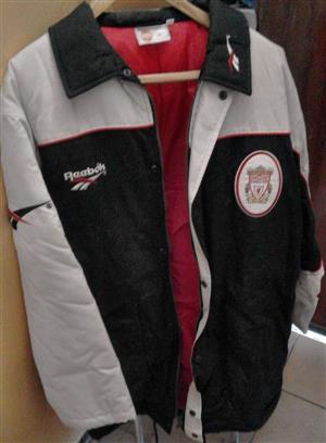 Liverpool Football Club Jacket
