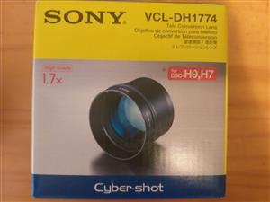 Sony tele conversion Lens 1.7x