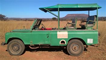1968 Land Rover Defender Cup